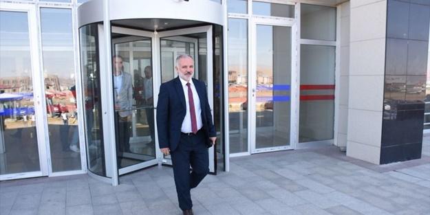 HDP'li belediye başkanı Ayhan Bilgen ifade verdi