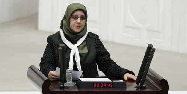 HDP'li Hüda Kaya Meclis'te din dersi vermeye kalktı