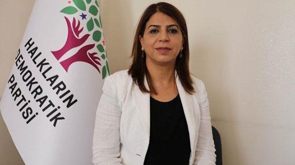 HDP'li kadın vekilden emniyet güçlerine
