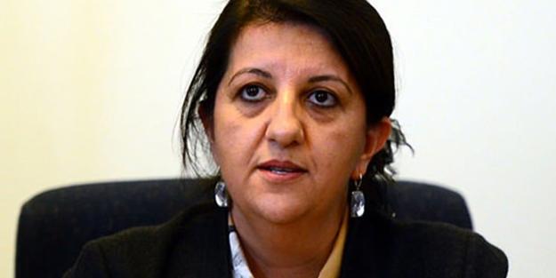 HDP'Lİ PERVİN BULDAN'DAN SKANDAL! TERÖRİSTBAŞI ÖCALAN'A ÖZGÜRLÜK İSTEDİ
