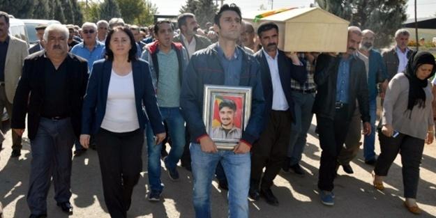 Mehmetçiğin çatıştığı terörist HDP'nin omuzlarında!