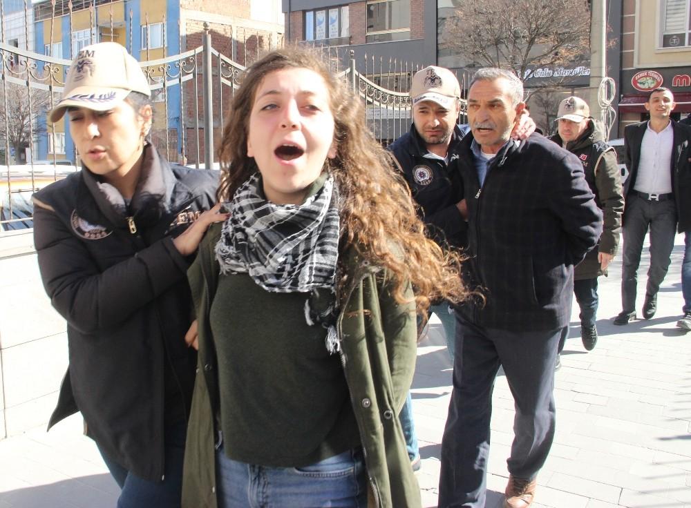 HDP'LİLER ADLİYEDE