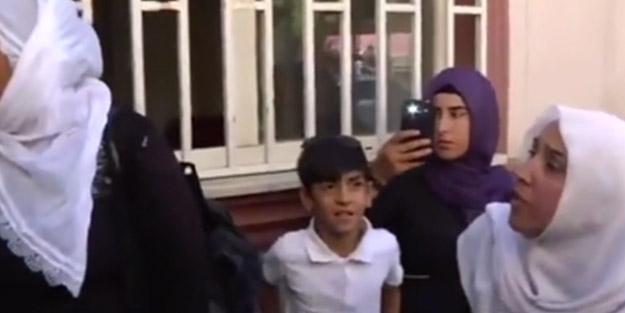 HDP'lilere tepkiler çığ gibi büyüyor! 'Başlarım sizin Kürdistan davanıza, çocuğumuzu geri verin'