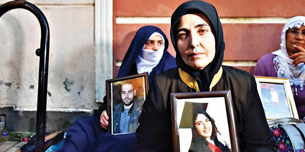 HDP/PKK'ya verecek çocuğumuz yok!
