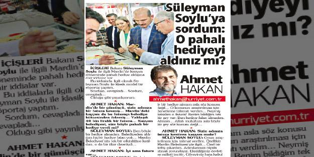 HDP'ye ders veren Soylu'ya yeni operasyon mu?!?