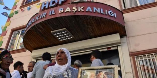 HDP'ye isyan büyüyor! Aileler çocuklarını istiyor