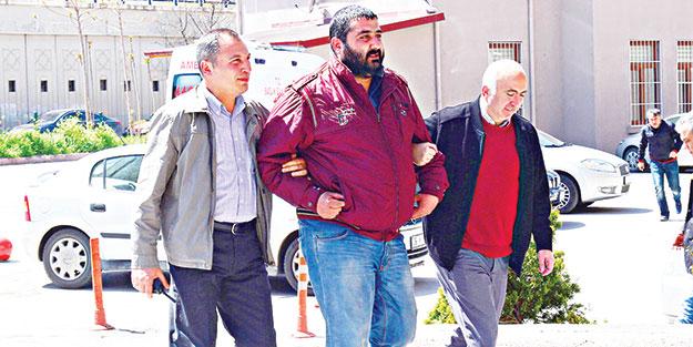 HDP'ye saldırıda 2 zanlı savcılıkta