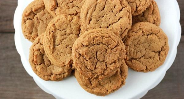 Hem pratik hem lezzetli: Zencefilli kurabiye
