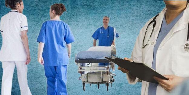 Hemşire, ebe ve sağlık teknikeri alımı iş ilanı Sağlık personel alımı ne zaman 2021?