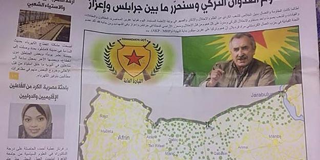 Hepsi Afrin'de ele geçirildi