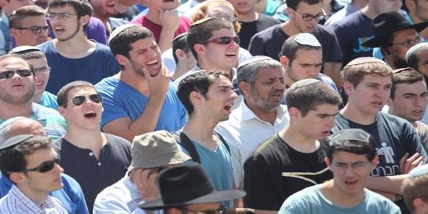Her 3 Yahudiden 1'i işgal rejimini terk etmek istiyor!