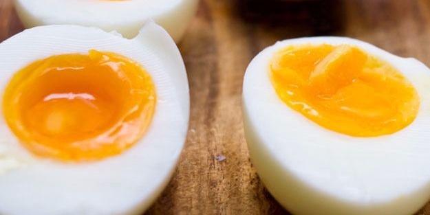 Her gün bir yumurta yerseniz vücudunuzda bunlar olur