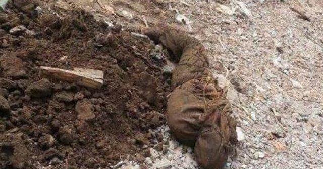 Her yerden terörist cesedi çıkıyor