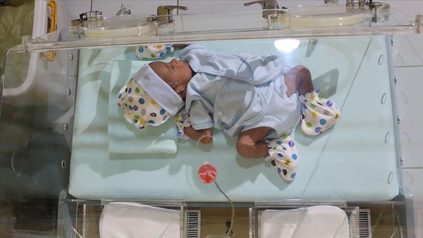 Her yıl 15 milyon bebek erken doğuyor