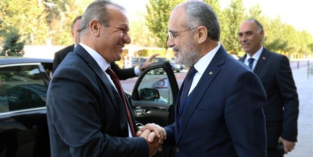 'Her zaman Kıbrıs Türkünün yanında durmaya devam edeceğiz'