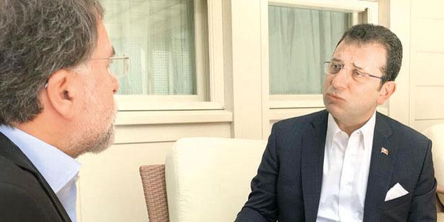 'Hergele' Ahmet Hakan'dan Ekrem İmamoğlu izlenimleri! 'Kafa bulmayı seviyor'