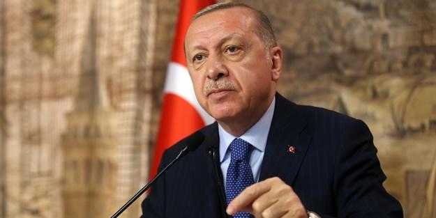 Herkes bunu merak ediyordu! Erdoğan 'altını çizerek söylüyorum' dedi ve açıkladı!