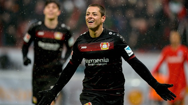 Hernandez yeniden İngiltere'de