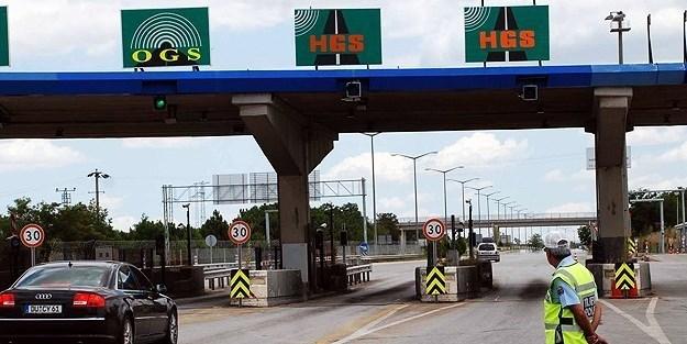 HGS ve OGS cezalısı olan sürücüleri sevindirecek uygulama kabul edildi