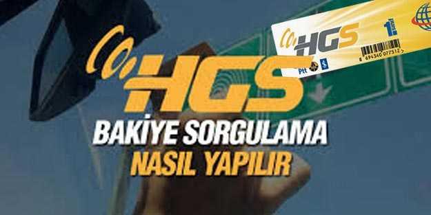 HGS sorulama