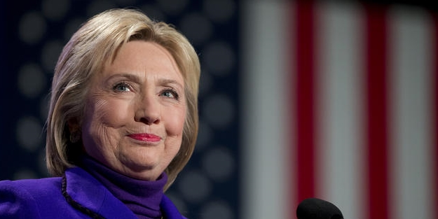 Hillary Clinton: Erdoğan ne dediyse o!