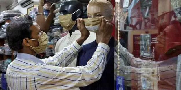 Hindistan koronavirüse teslim oldu! Vaka sayısı hızla arttı