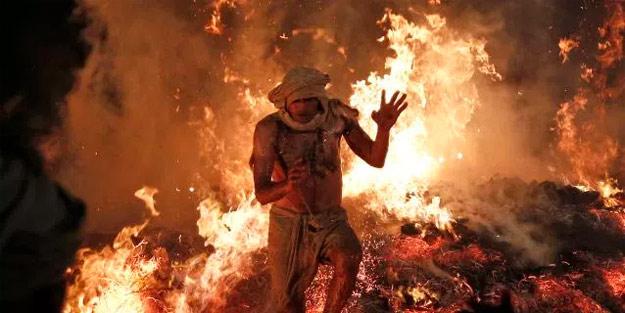 Düğünde yangın: 12 ölü