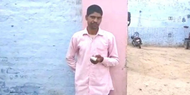 Hindistan'da garip olay! Yanlış partiye oy verince kendini cezalandırdı