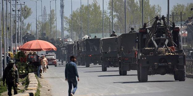 Hindistan'da iki eyalet savaşın eşiğinde! 4 bin asker harekete geçiyor