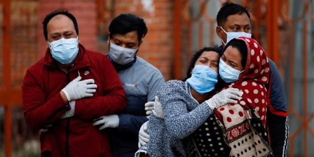 Hindistan'da koronadan ölenlerin sayısı açıklandı