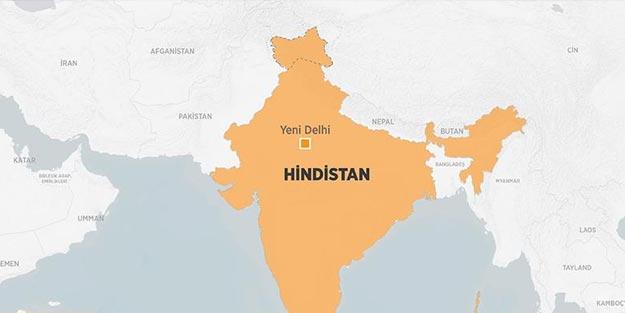 Hindistan'da ölü sayısı 65'e çıktı!