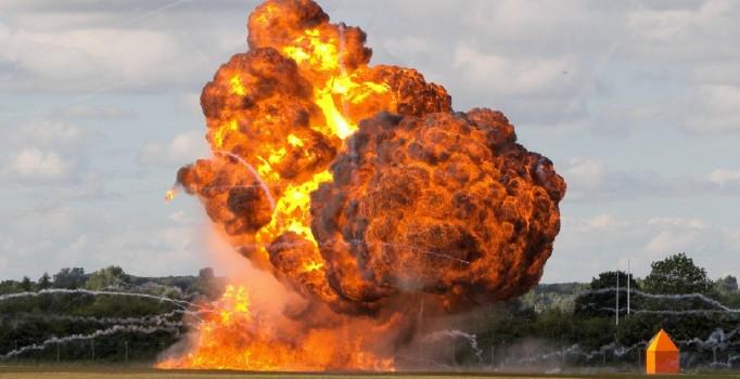 Hindistan'da orduya ait mühimmat deposunda patlama: 6 ölü