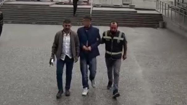 """""""Hırsızlık yapmadan duramıyorum"""" diyen hırsız Ankara'da yakalandı"""