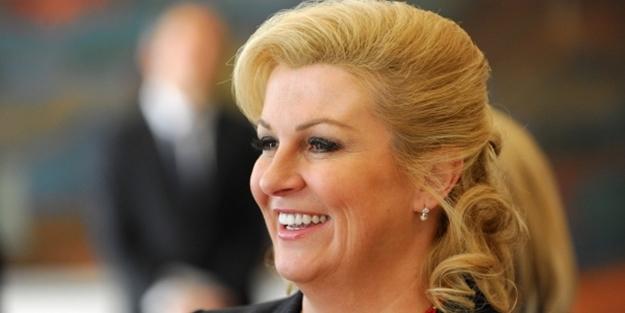 Hırvatistan Cumhurbaşkanı'nın gafı Bosna Hersek'i ayağa kaldırdı
