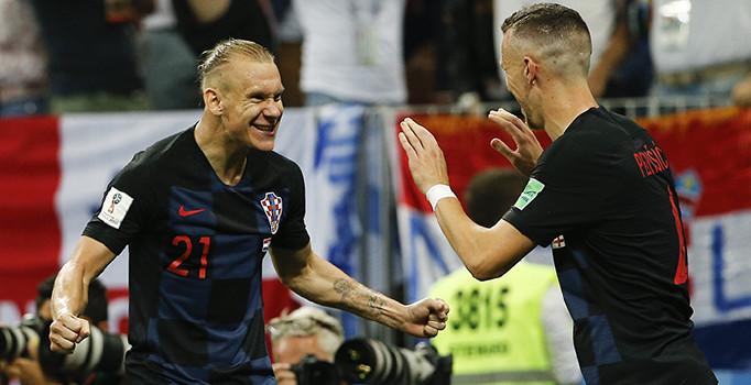 Hırvatistan tarihinde ilk kez finale çıktı