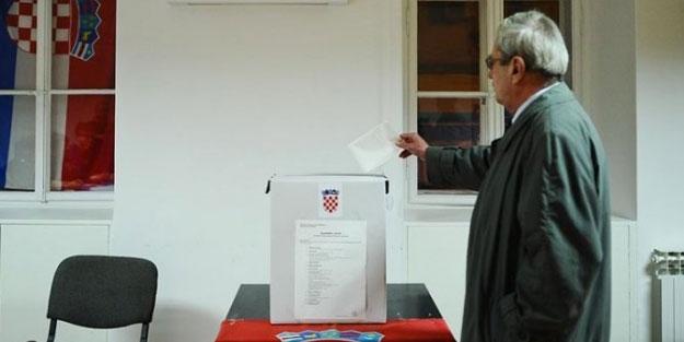 Hırvatistan'da genel seçimi HDZ kazandı