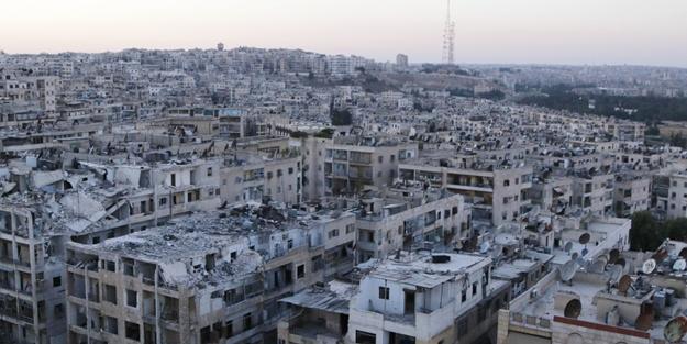 Hizb-ut Tahrir'den Halep için çağrı