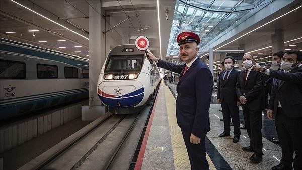 Hızlı tren bilet fiyatları | Hızlı tren bileti için HES kodu