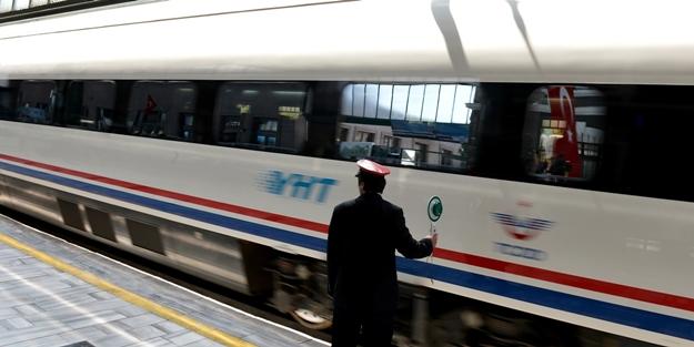 Hızlı tren seferleri iptal edildi mi?