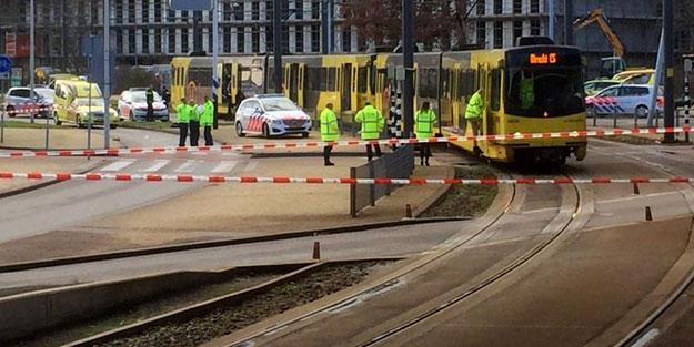 Hollanda'da art arda saldırılar! Ölü ve yaralılar var