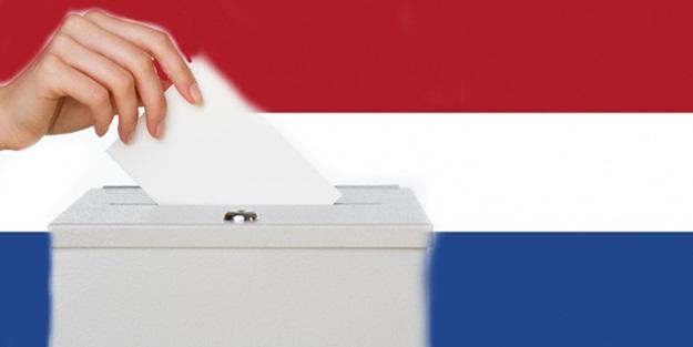 Hollanda'da sandıklar kapandı! İlk sonuçlar geldi