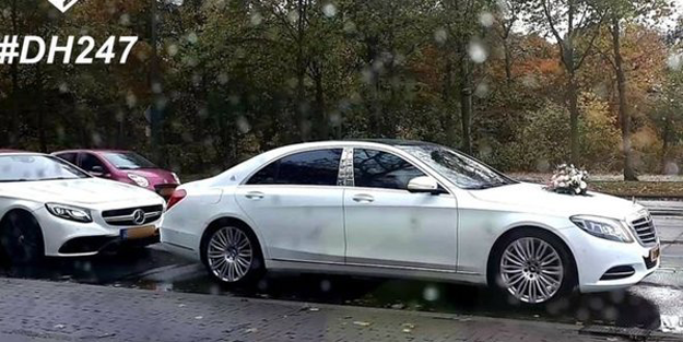 Hollanda'da 'Türkiye usulü düğün konvoyuna' binlerce euro ceza
