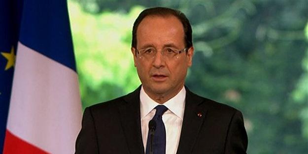 Hollande'dan Obama'ya DAEŞ suçlaması