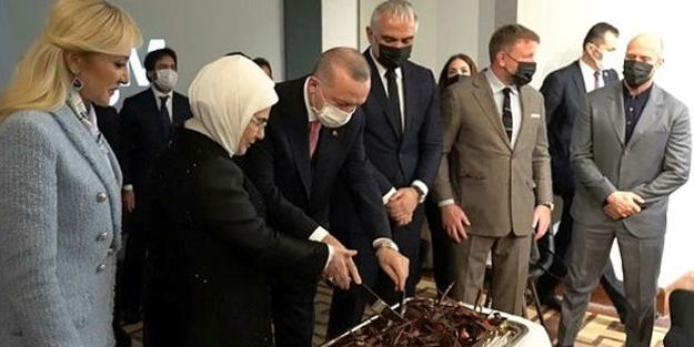 Jason Statham Cumhurbaşkanı Erdoğan'ın doğum gününü kutladı