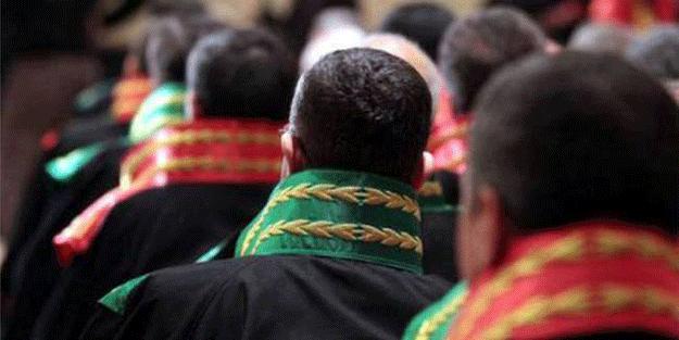 HSK duyurdu: 3320 hakim ve savcının yeri değişti