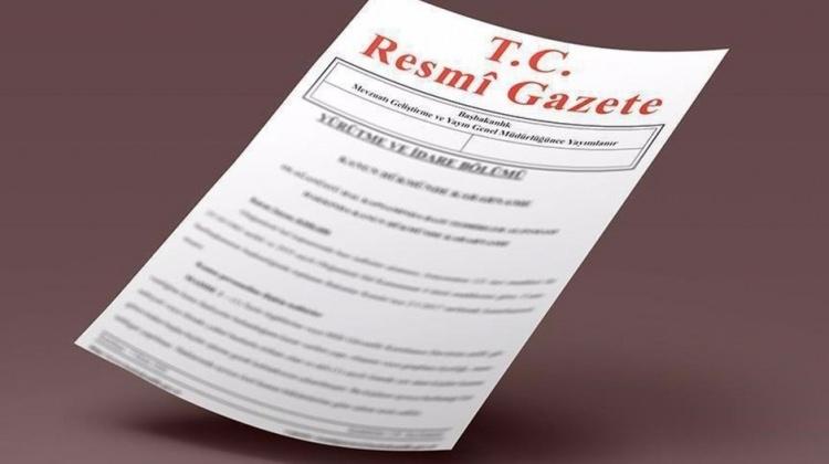 HSK'nın meslekten ihraç kararı Resmi Gazete'de yayımlandı