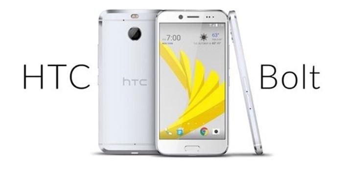 HTC Bolt'un özellikleri sızdı!