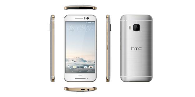 HTC One S9 resmen tanıtıldı! İşte tüm detaylar