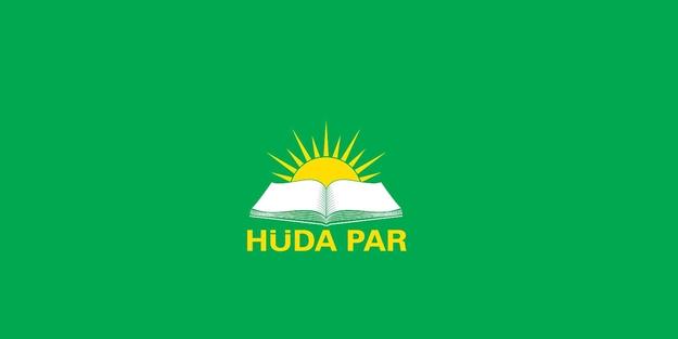 HÜDA PAR'dan Cizre açıklaması