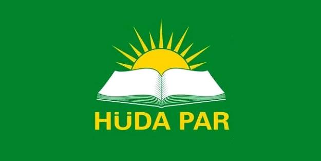 HÜDA-PAR'DAN HDP'YE ÇAĞRI: ŞERBET İÇMEYE HAZIRIZ